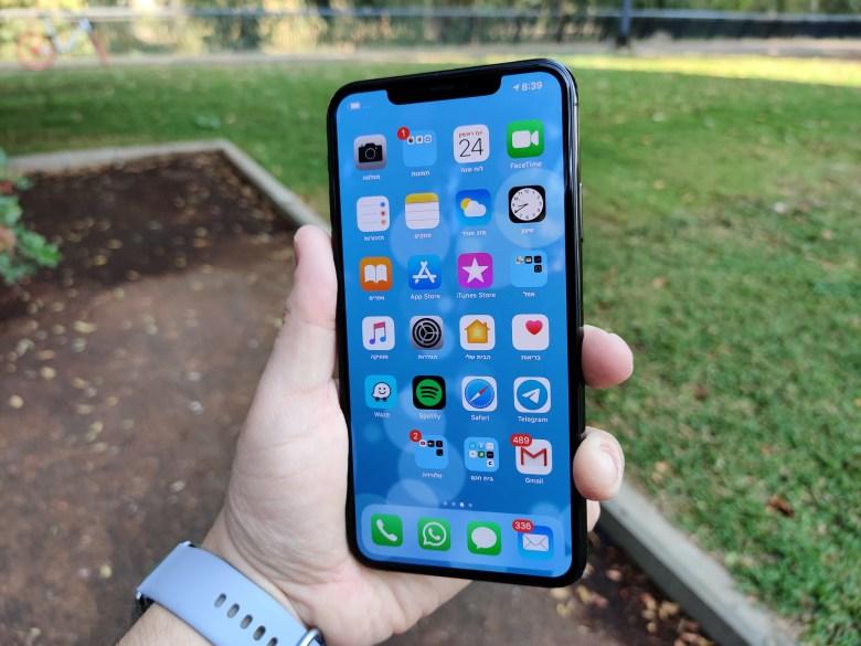 אייפון 11 פרו מקס 2