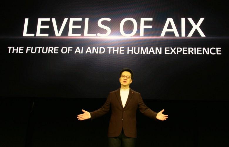 LG CES2020 Press Conference