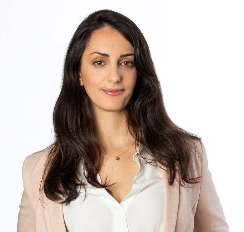 אנה פלקין , מנהלת חטיבת פיתוח עסקי eBay ישראל, רוסיה ומזרח אירופה. צילום אייל טואג