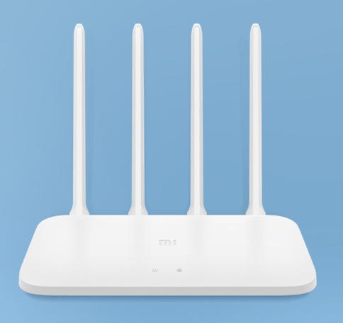 """Mi Router 4C. צילום יח""""צ"""