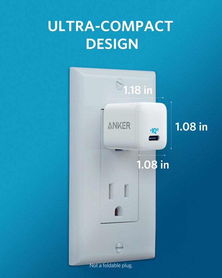 "Anker PowerPort III Nano. צילום יח""צ"