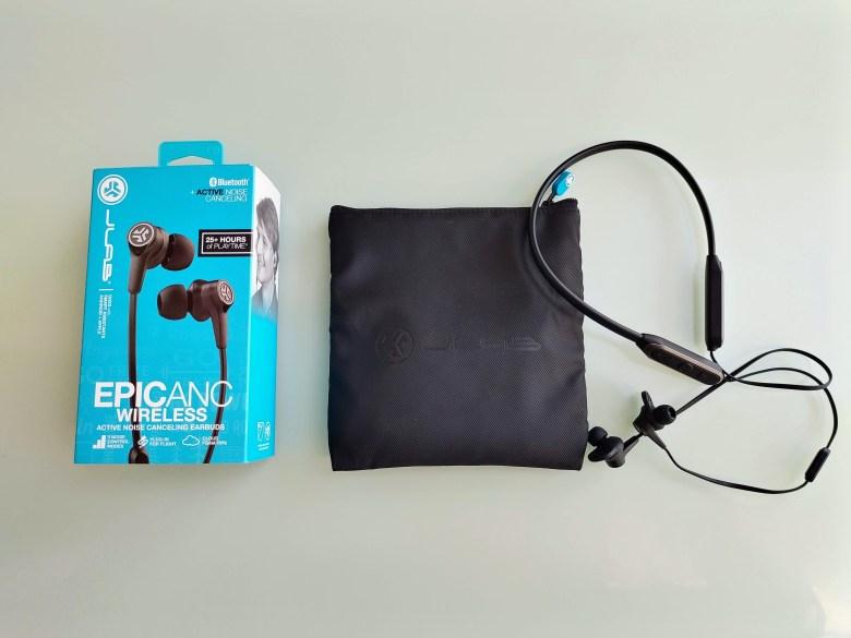 JLab Epic ANC Wireless. צילום צחי הופמן