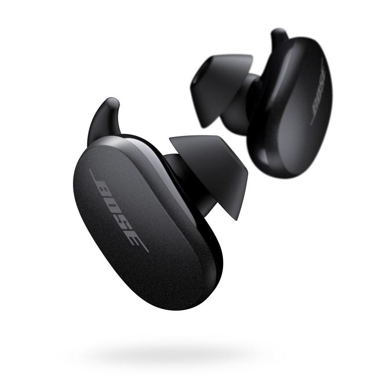 "Bose QuierComfort Earbuds. צילום יח""צ"