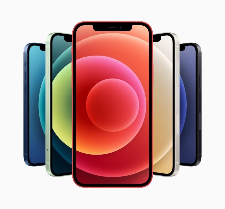 """אייפון 12. צילום יח""""צ"""