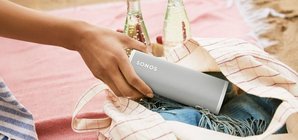 "Sonos Roam. צילום יח""צ"