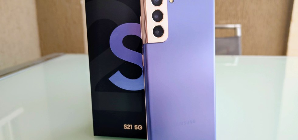 סמסונג Galaxy S21. צילום צחי הופמן
