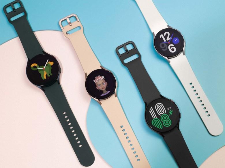 """סמסונג Galaxy Watch 4 . צילום יח""""צ"""