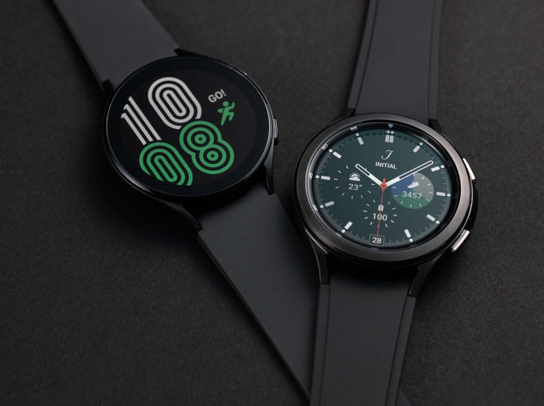 """סמסונג Galaxy Watch 4. צילום יח""""צ"""
