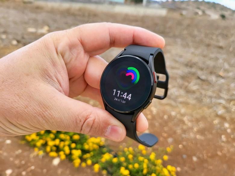 סמסונג Galaxy Watch 4. צילום צחי הופמן
