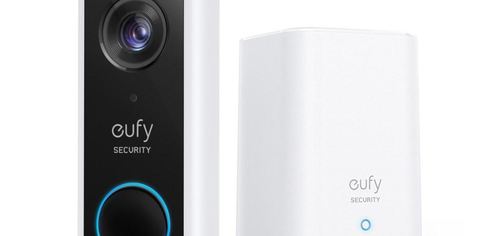 """Anker Eufy Video Doorbell 2K. צילום יח""""צ"""