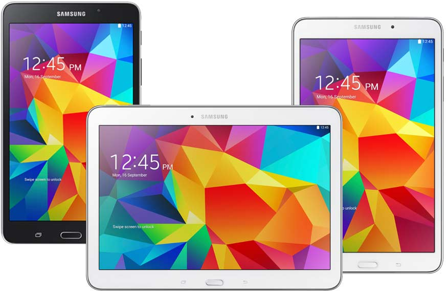 Samsung galaxy tab 4 release date in Perth