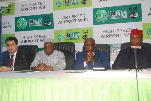 Glo Airport Wi-Fi Services