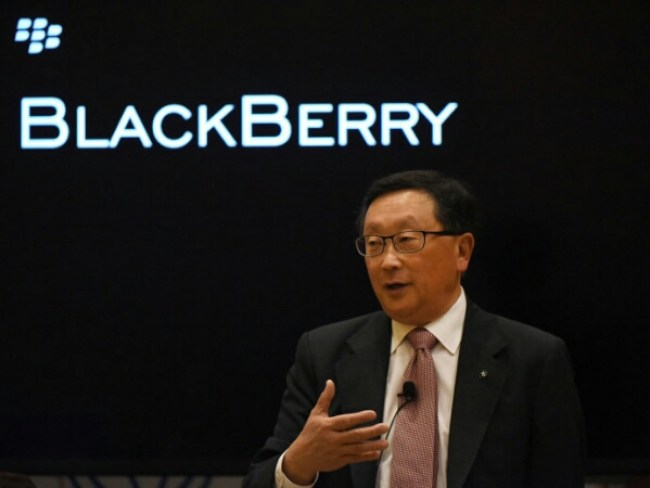 New Android Powered Blackberry Tablet In the Works