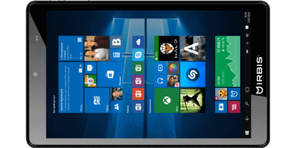 Megafon commences sale of Sub-$100 priced Irbis TW81 Windows 10 Tablet