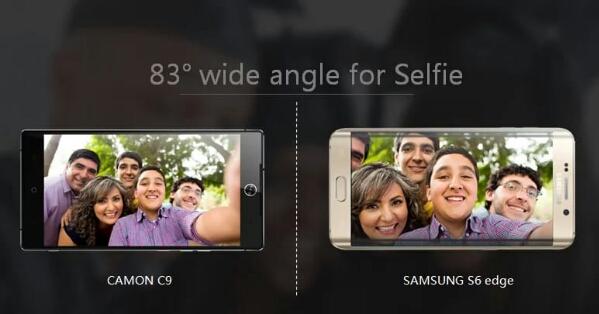 Tecno Camon C9 Specs Camera