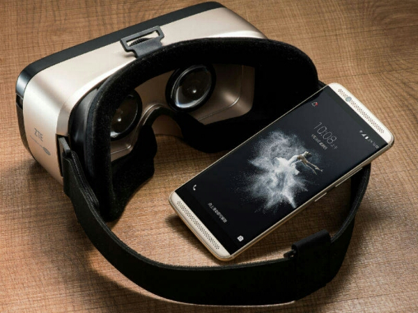 ZTE VR - ZTE launches VR Headset for the Axon 7 Flagship