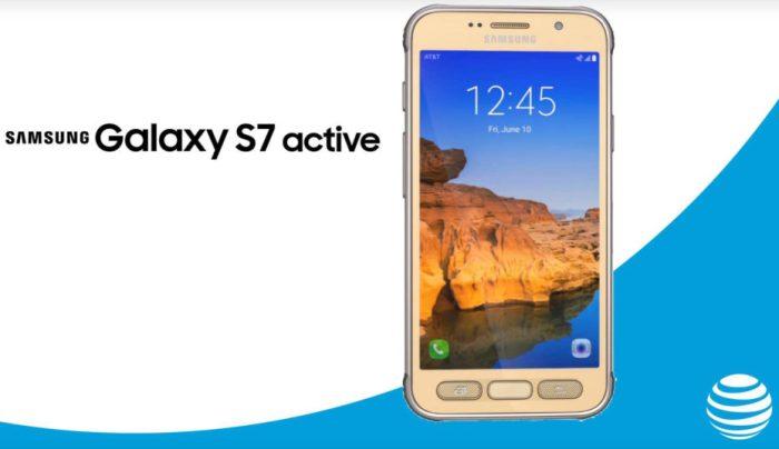 Samsung Galaxy S7 Active TheGadgetsFreak