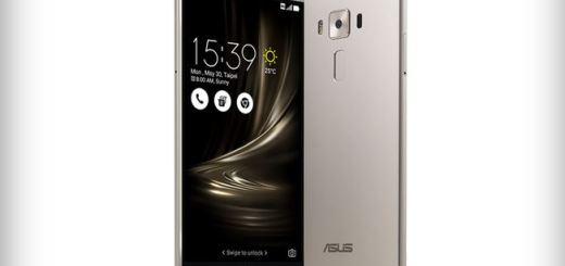 ASUS Zenfone 3 Deluxe with Snapdragon 821 SoC