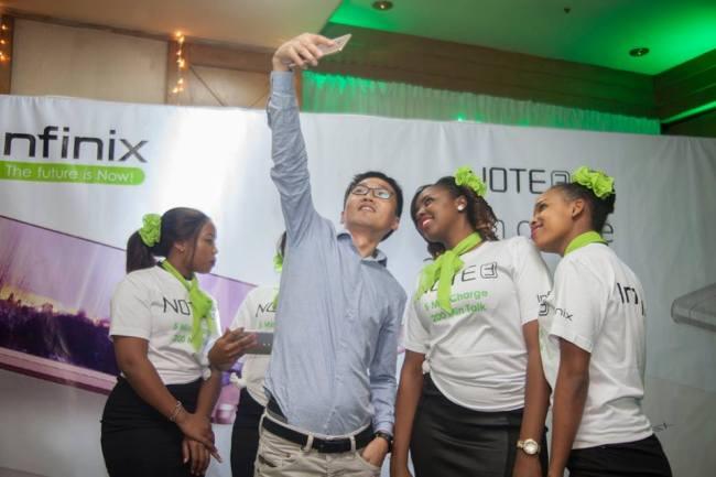 Infinix Note 3 Debuts in Kenya; Goes On Presale in Nigeria