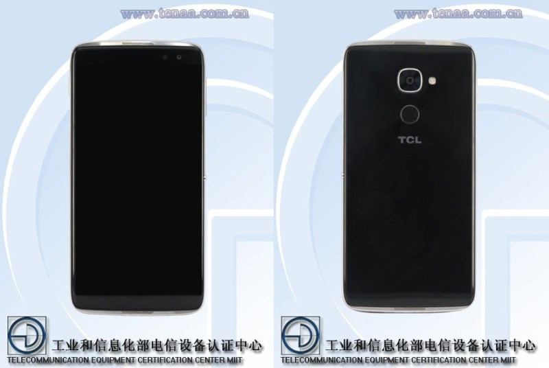 TCL 950 Spotted on TENAA: 5.5-inch FHD display, 4GB RAM, and Snapdragon 820