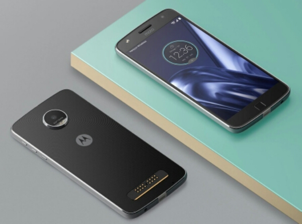 Moto Z Play with Snapdragon 625 SoC, USB Type-C and Moto Mods support