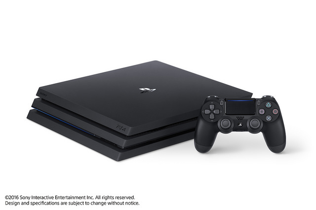 Sony announce PlayStation 4 Pro and Slimmer Playstation 4