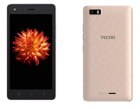 Tecno W3 Entry-Level Smartphone with Android 6.0