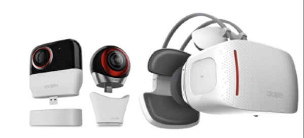 IFA 2016: Alcatel VISION VR Headset, 360 Camera and MOVE Wearables announced