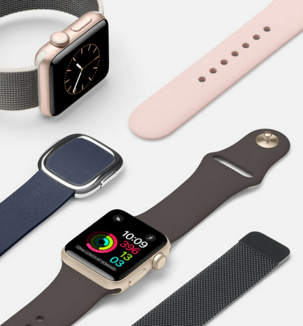 Official: Apple Watch Series 2 with Built-in GPS and WatchOS 3
