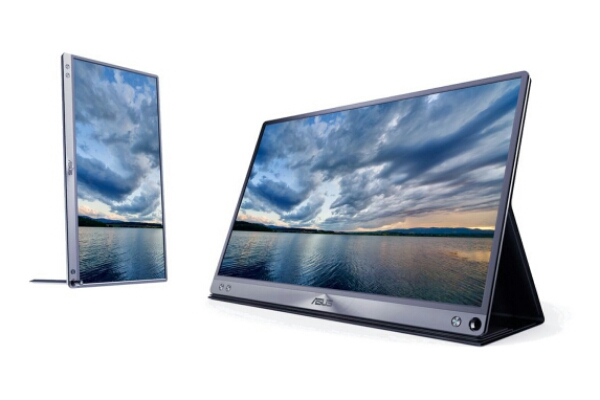 ASUS ZenScreen is a 15-inch portable monitor with USB-C for your Laptop