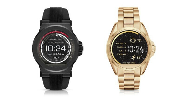 Michael Kors Access Android Wear Watch with Snapdragon 2100 SoC