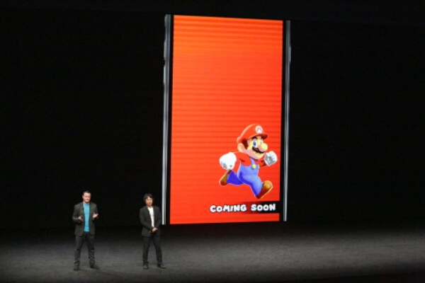 Nintendo annnounce iOS-exclusive Super Mario Run