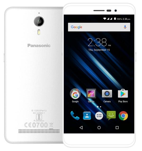 Micromax Canvas 5 Lite 4G VoLTE Phone; Panasonic P77
