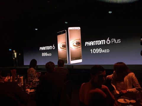 Tecno Phantom 6 and Tecno Phantom 6 Plus Pricing