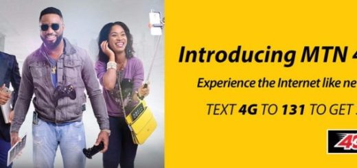 MTN 4G LTE Service Now Live in Nigeria