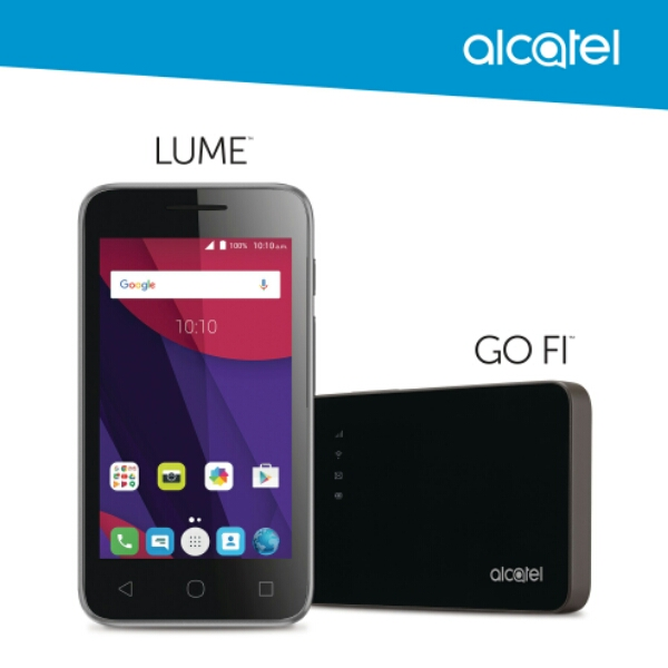 Alcatel Lume and Go Fi Coming Soon to Canada on Telus