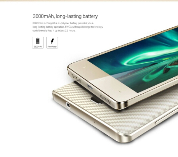 Innjoo X2: 5.5-inch HD display, 13MP f/2.0 camera and 3600mAh Battery