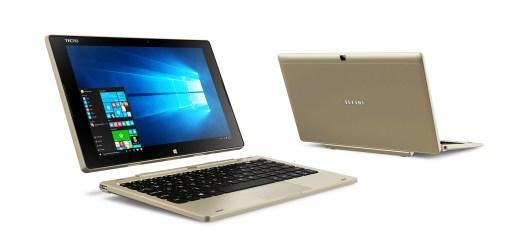 Tecno Winpad 2 Hybrid Tablet with 64GB Storage, 7000mAh Battery