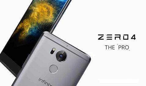Infinix Zero 4, Infinix Zero 4 Plus with Fingerprint Sensor, Full HD screen Resolution