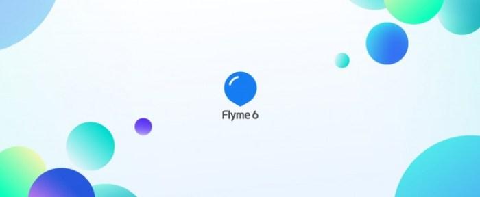 Meizu Flyme OS 6 Logo TGF