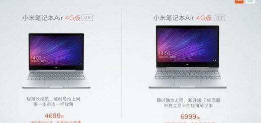 12.5-inch and 13.3-inch Xiaomi Mi Notebook Air 4G Windows 10 laptop With Built-in SIM Card slot Announced