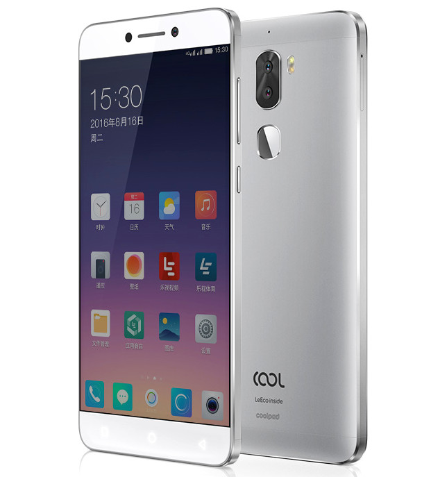 Coolpad Cool 1 with Dual Rear Cameras, SD652 SoC, 4GB RAM