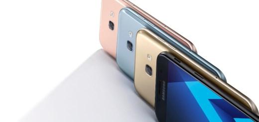 Specs Comparison: Samsung Galaxy A3 (2017) vs Galaxy A5 (2017) vs Galaxy A7 (2017)