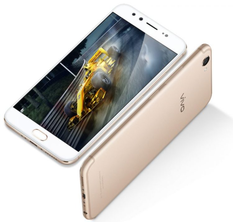 Vivo V5 Plus With Dual Front Cameras, 4GB RAM, FunTouch OS 3.0
