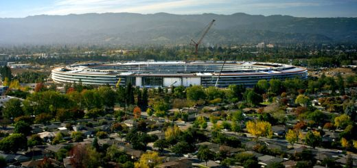 Apple Park Set Open To Employees in April 2017
