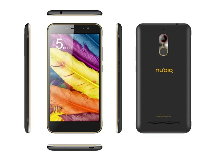 At the ongoing MWC 2017, ZTE's sub-brand – Nubia showcased the Nubia N1 Lite alongside the current Nubia Z flasghips. The phablet sized device is a lite version of the Nubia N1