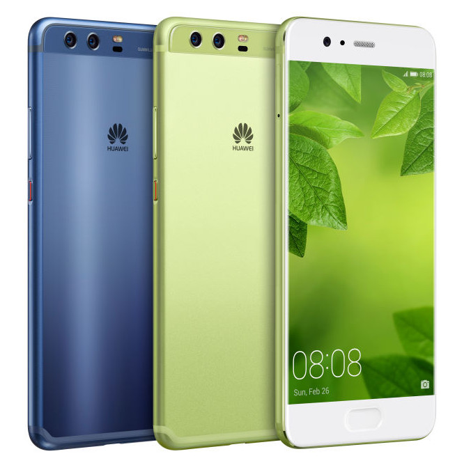 MWC 2017: Huawei P10 and P10 Plus with Kirin 960 SoC, Dual Rear Cameras