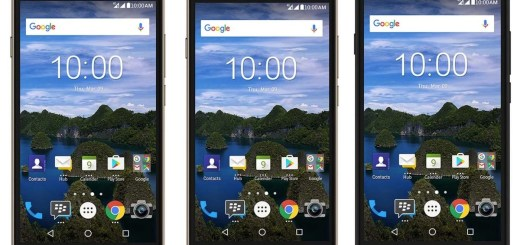 BlackBerry Aurora Dual SIM Android Smartphone Now on Pre-Order in Indonesia