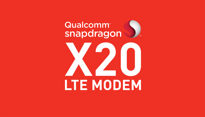 Snapdragon X20 LTE: Qualcomm announce LTE Cat. 18 Modem