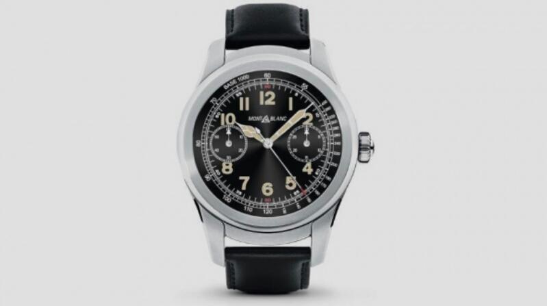 MontBlanc Summit Android Wear 2.0 Smartwatch